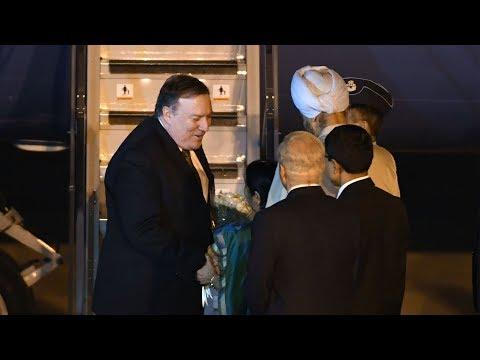 India-US '2+2 dialogue': Pompeo, Mattis in India for bilateral ties