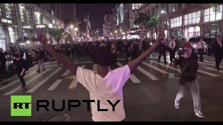 #RuptlyLive - Protests spread to NYC streets following riots in Ferguson