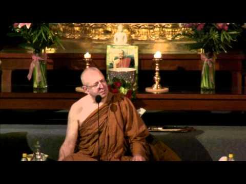 Buddhism & Autonomy   Ajahn Brahm   28-01-2011
