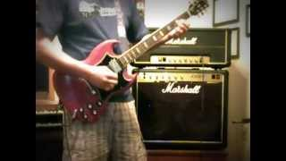 1978 Marshall JMP 2204 - AC/DC- Gone Shootin' - Cover