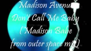 Madison Avenue Don