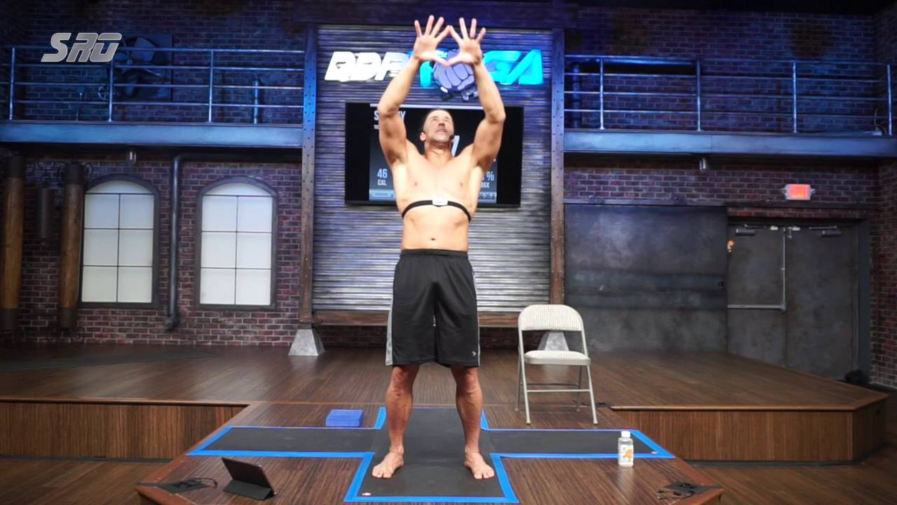 Ddp Yoga Beginner Beginner Workout Preview Youtube