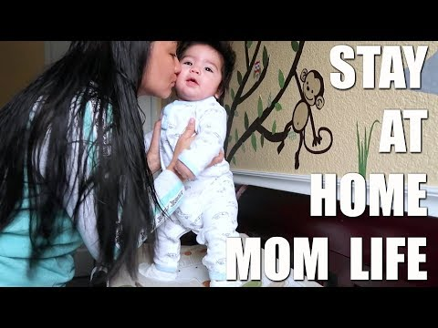 STAY AT HOME MOM LIFE! ?
