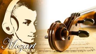 Música para Trabajar y Concentrarse y Memorizar Mozart | Música Clásica Relajante de Violin