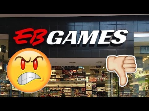WHY I WON'T  BUY FUNKO POPS AT EB GAMES!!