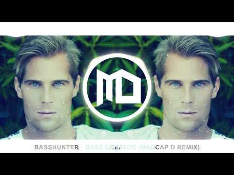 Basshunter - Bass Creator (Madcap D. Remix)