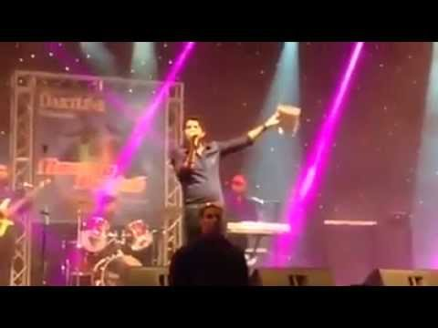 Jass bajwa | live in Dubai 2015 | at wonderland park