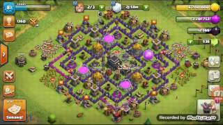 Clan aneh atau unik di coc.[clash of clans]