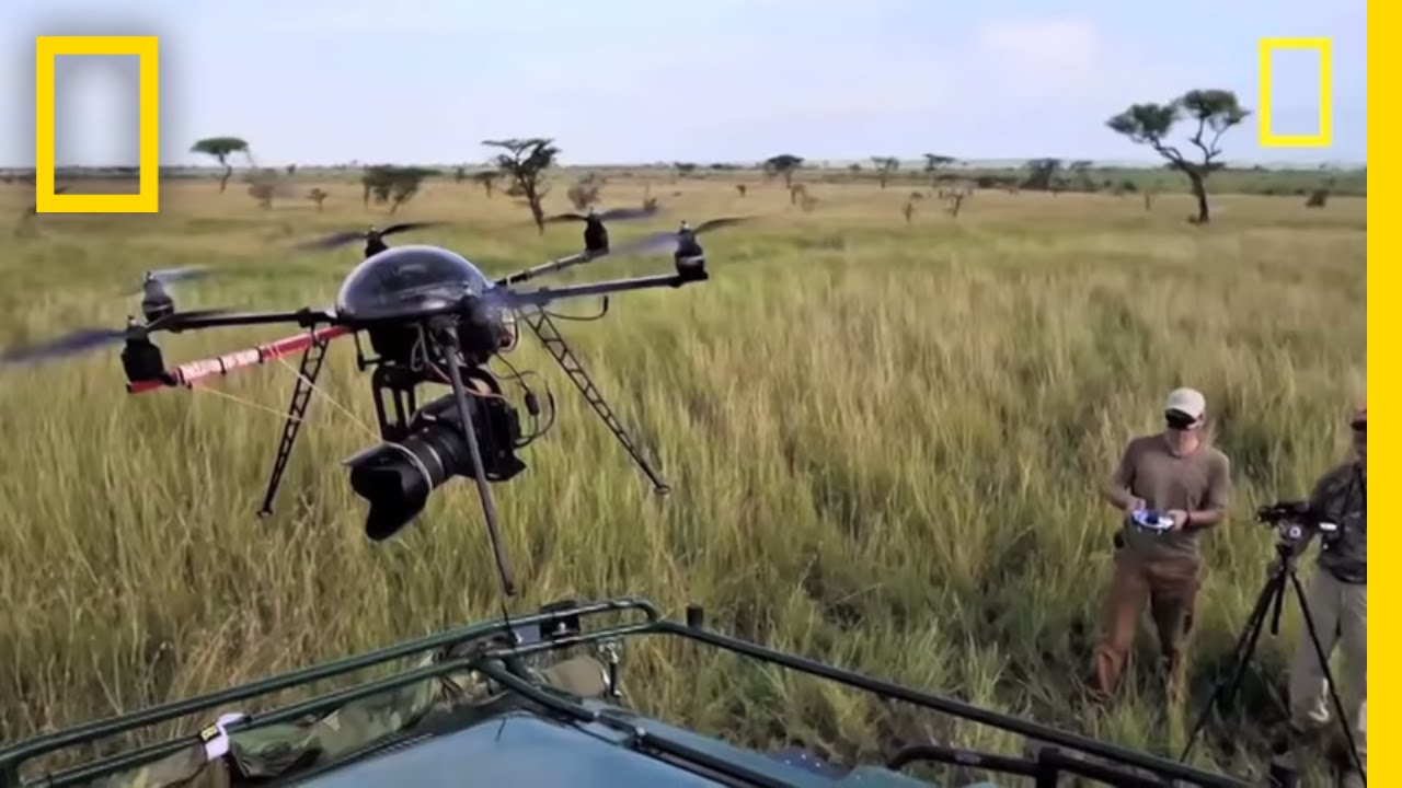 The Flying Camera | National Geographic - YouTube