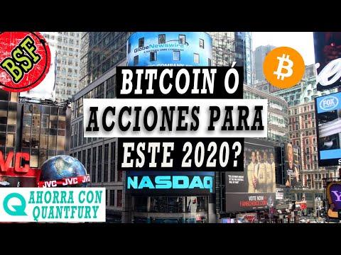 Bitcoin: Tu Mejor Opción? Acciones: AL ALZA! Nueva Cartera Para Los Próximos Meses...