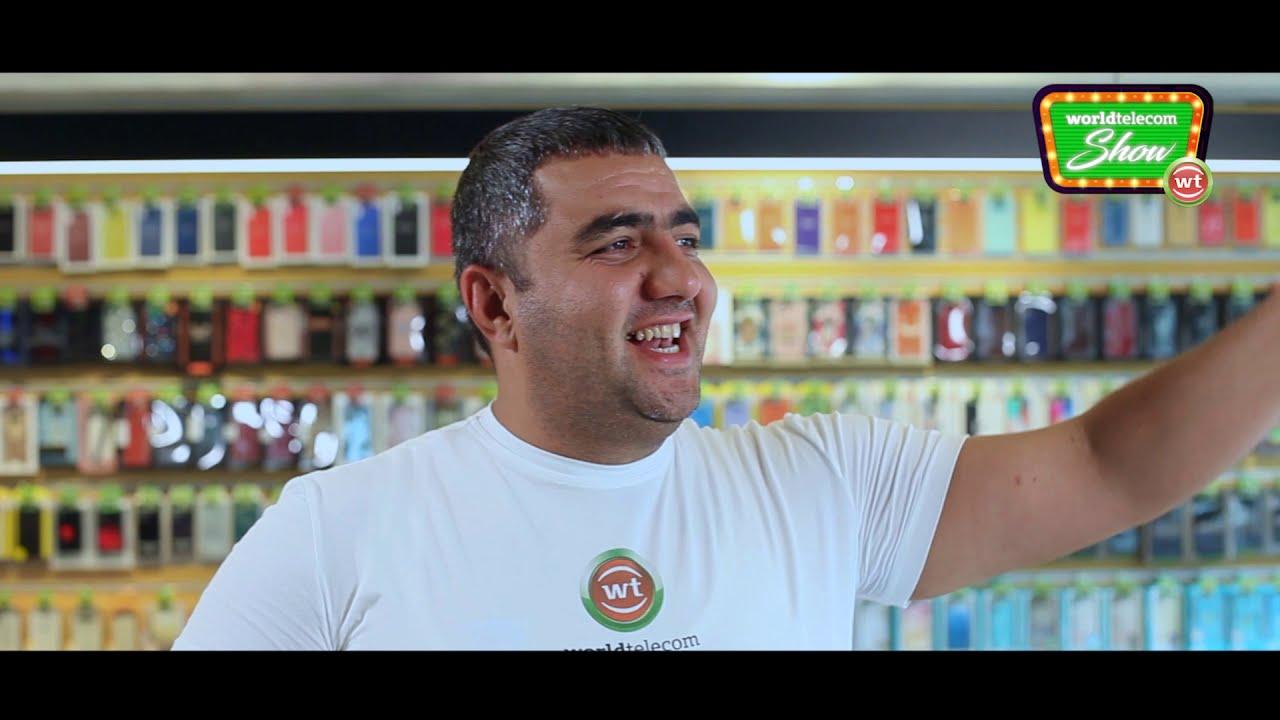 WT Show (20. Bölüm) Ərəb şeyxi