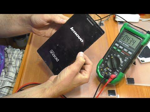 Планшет Lenovo TAB 2 A7-30DC | Не заряжается / Мутное изображение с камеры