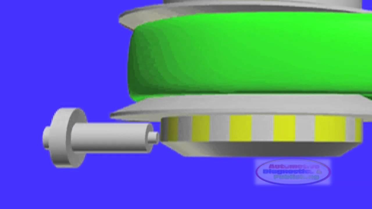 hight resolution of cvt transmission speed sensors
