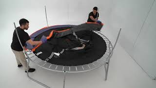 Jump Power 10ft Trampoline And Enclosure - Smyths Toys