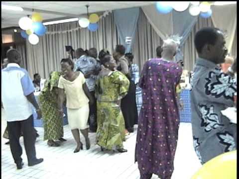 Marriage Emile Obou 2006-Abidjan