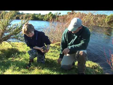 Introduction To Trout Fishing - Part 2 Basics Of Fishing