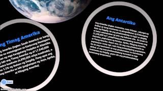 Ang 7 Kontinente ng Daigdig