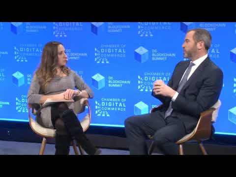 Ripple/XRP Brad Garlinghouse Talks IoV and JPM - Must watch