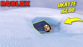 💎UKRYTE IGLOO in JAILBREAK?!  And ROBLOX #296 💎