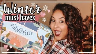 CHRISTMAS CAME EARLY! | FABFITFUN 2018 WINTER UNBOXING | Page Danielle