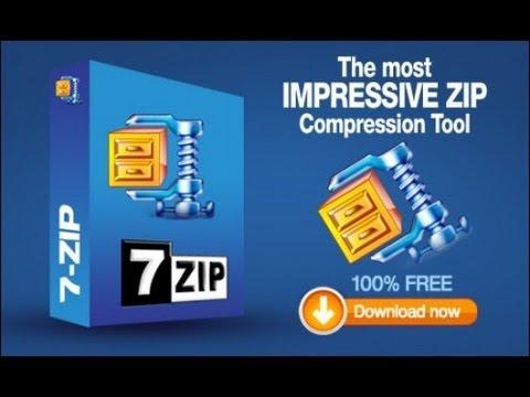 Download Free 7 Zip | How to install 7-Zip | How to download [Windows/7/8]