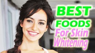 Best 21 Foods You Must Eat For Skin Whitening Naturally! MUST Watch This Know!