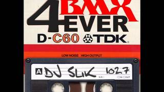 102.7 BMX FOREVER Dj SLiK Classic Chicago House mix