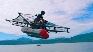 Индивидуальный летательный аппарат Kitty Hawk