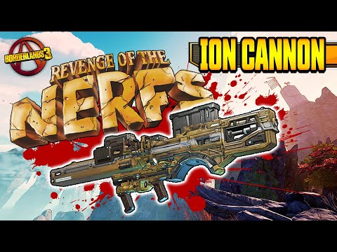 Revenge of the Nerfs | ION CANNON [Borderlands 3] thumbnail