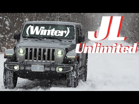 2019 Wrangler JL Unlimited Review (WINTER)
