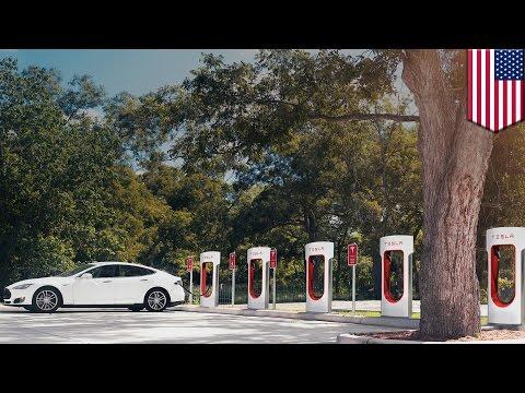 Tesla Motors death: Engineer found dead at Virginia charging station - TomoNews