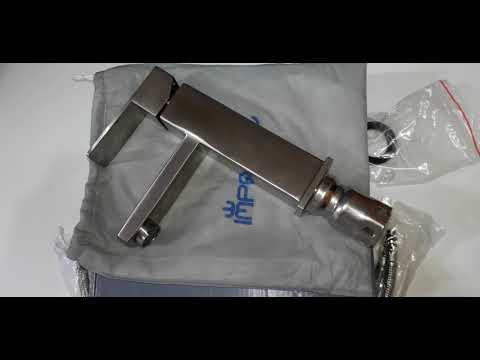 Змішувач для умивальника Imperial 33-001-00