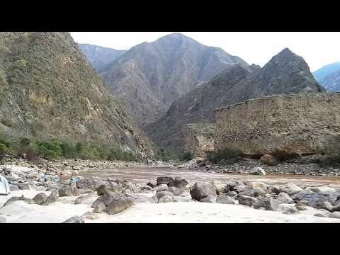 Magdalena Playa and Rapid, Maranon River