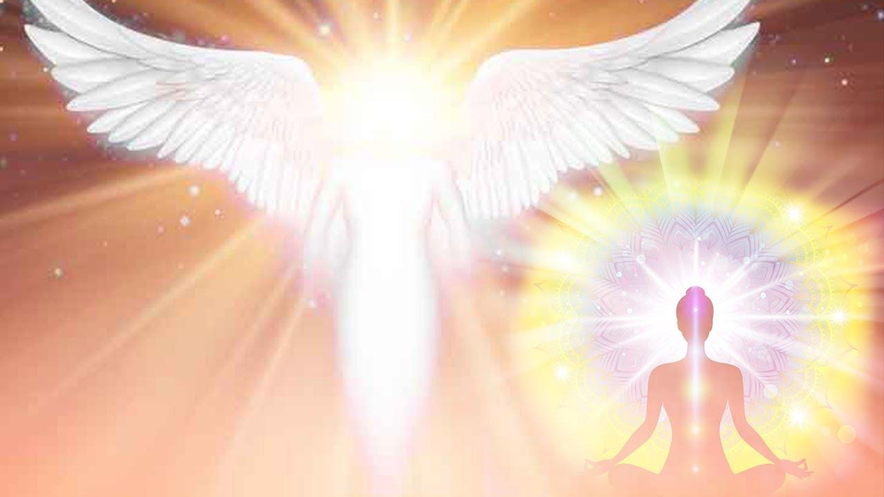 Connu Archangel Gabriel Meditation~ Activating Your Spiritual Power  EX64