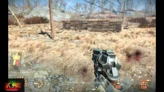 Fallout 4 Форт.Строим старую пушку Теплицы Тепл Гринтоп. Прохождение