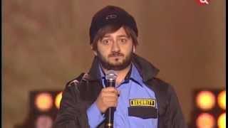 Галустян и  Лунин - Прием на службу в полицию
