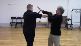 Tai chi fighting concepts - Untrappable?