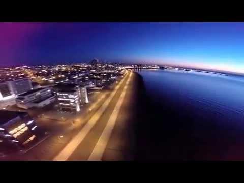 Drone Reykjavik HD