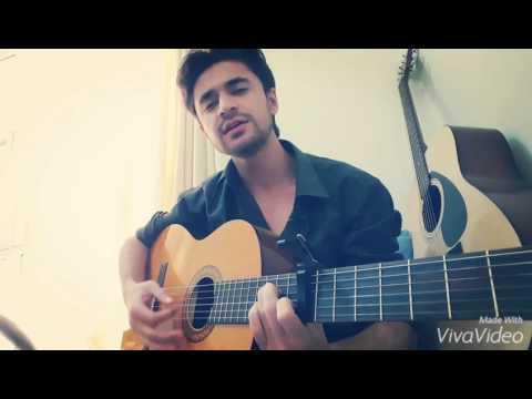 Halka halka suroor - Farhan Saeed | Acoustic Cover (guitar) | Hassan Khan