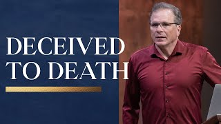 LIVE: Are You Being Deceived to Death? #SanctityofLifeSunday