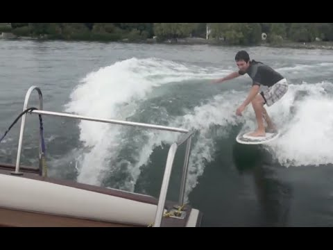 Surfing in Geneva