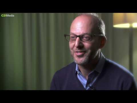TV Lab // Nick Brown about British series