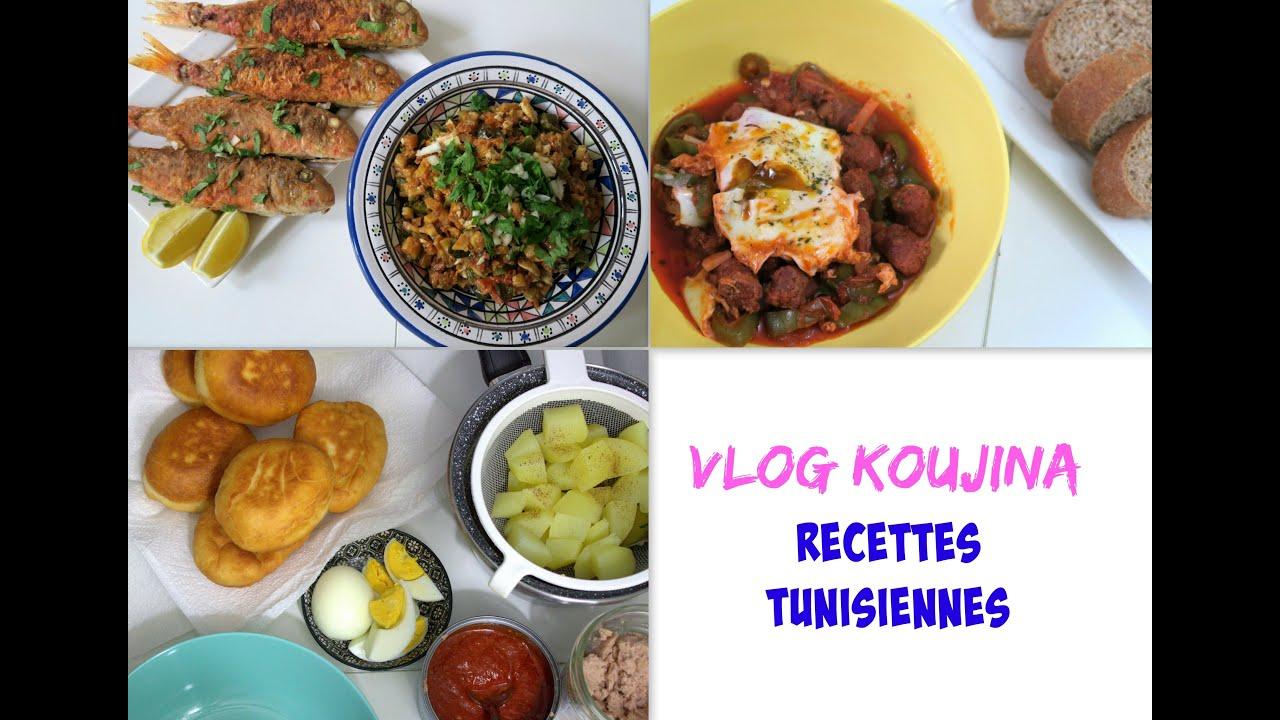 Recettes tunisiennes kafteji ojja - Cuisine tunisienne facile ...