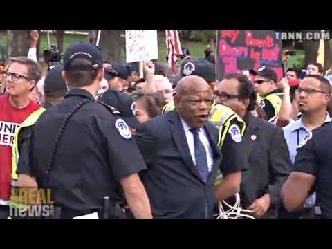 200 Arrested in Historic Action Demanding Immigration Reform and a Halt to Deportations