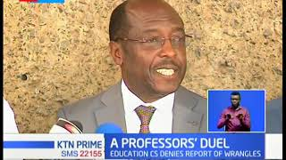 Employment and Labour Relations Court quashes CS Magoha directive revoking Prof Kiama's VC job