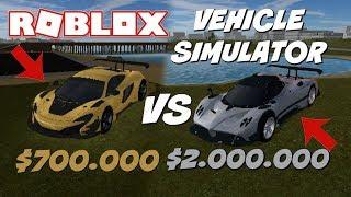 EN HIZLI ARABALARI YARIŞTIRIYORUZ / ROBLOX Vehicle Simulator #3 l Roblox Türkçe