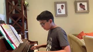 Arnav Nair - Musette in D
