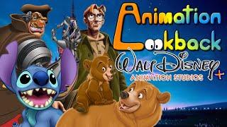 The History of Walt Disney Animation Studios + (Part 11) - Animation Lookback