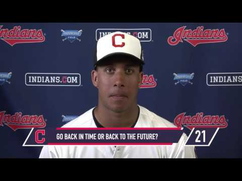 Get to know Cleveland Indians outfielder Michael Brantley
