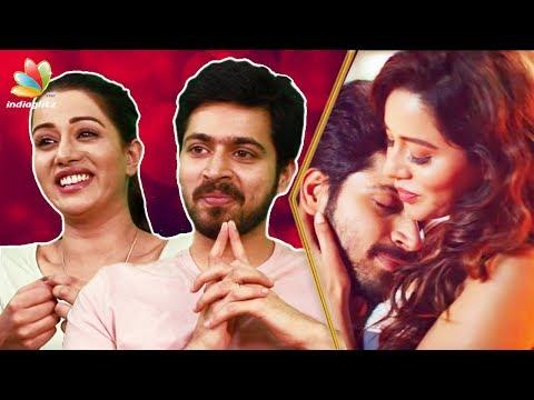 I laughed when he proposed me : Raiza, Harish interview | Valentine's day | Pyaar Prema Kadhal